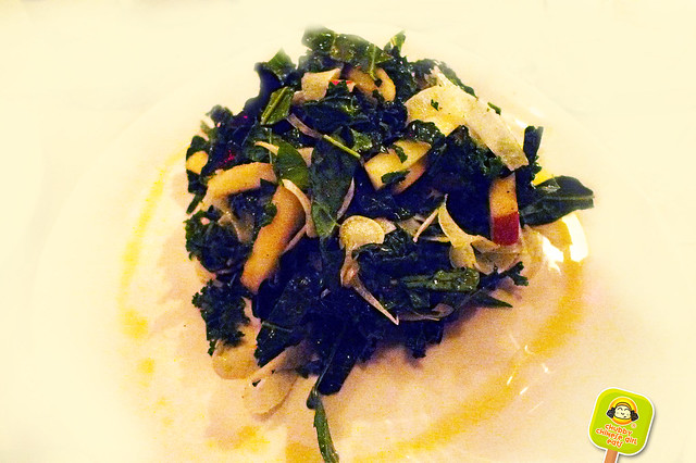 ROSSOPOMODORO - kale salad