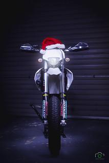 Christmas Husaberg