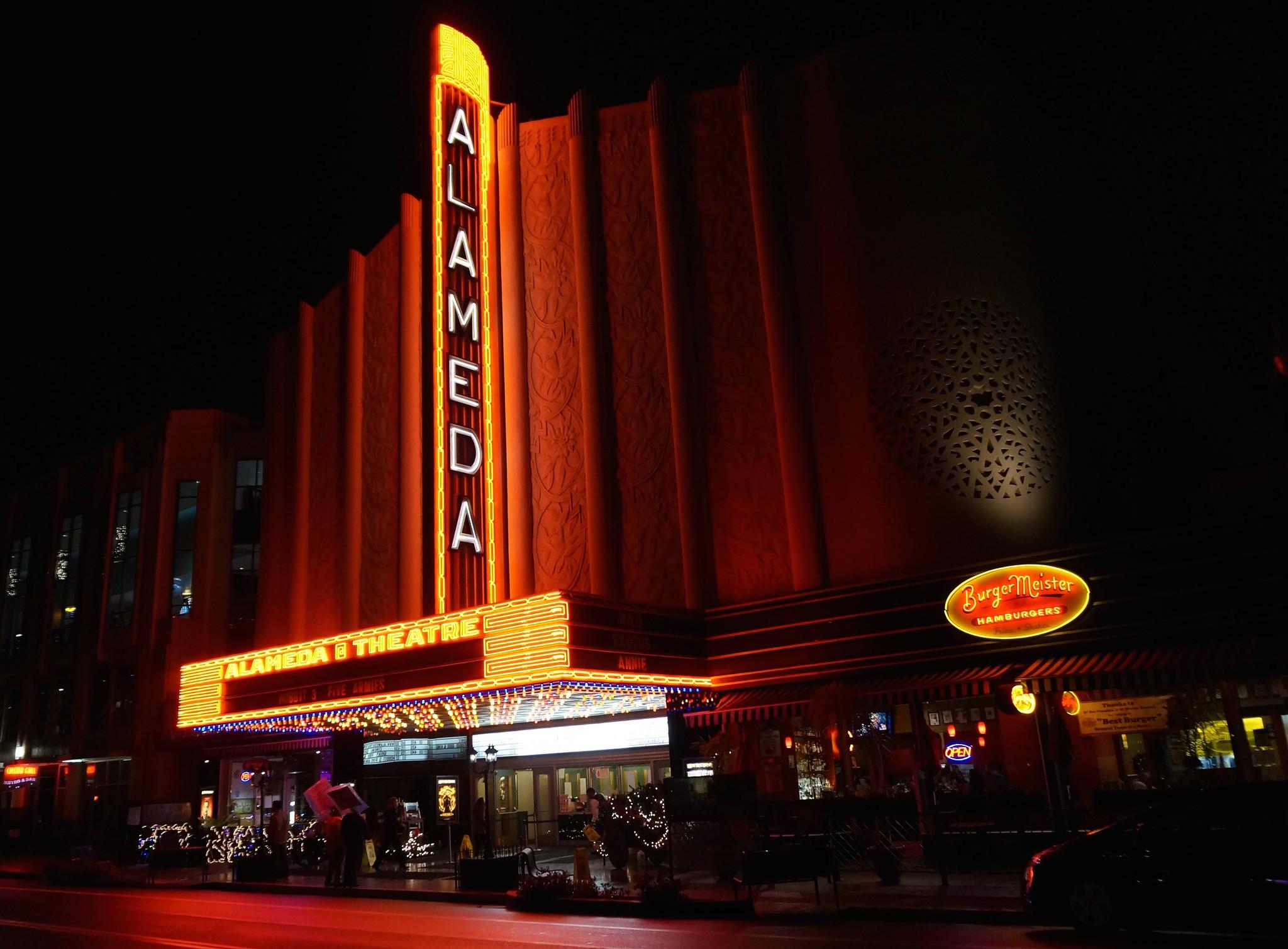 Alameda Movie Theater American Sniper