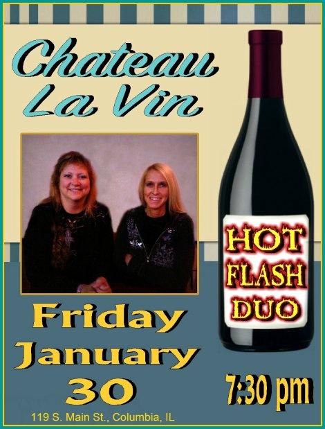 Hot Flash 1-30-15