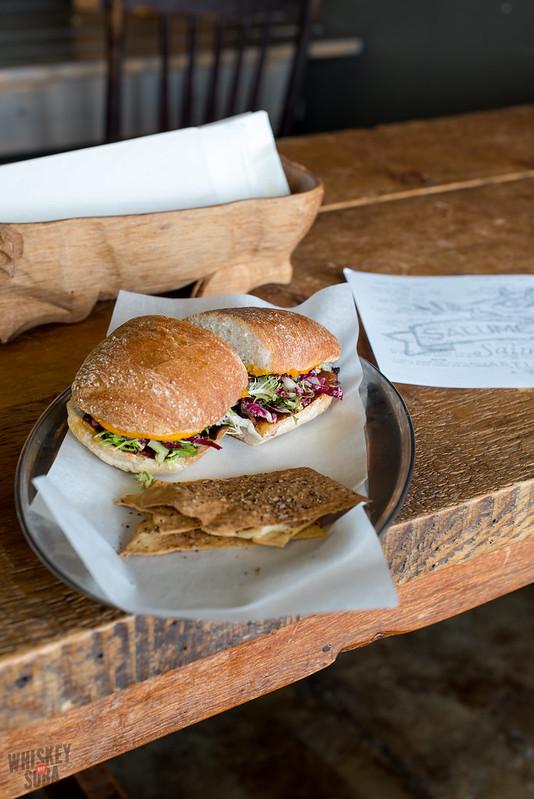 Guanciale Sandwich