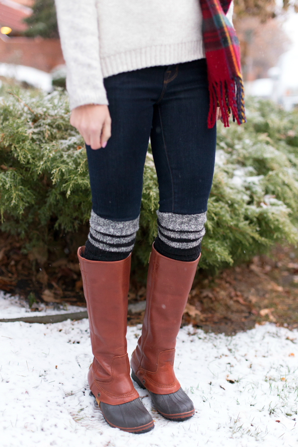 Sorel Slimpack Riding Boots