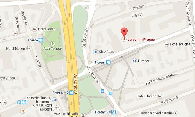 Jurys Inn Prague - Hotel Praga