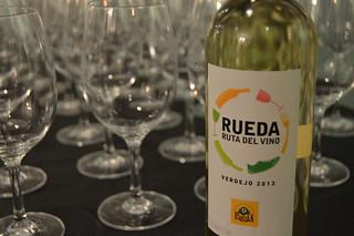 La ruta del vino de Rueda.