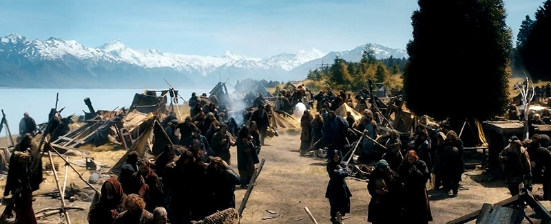 Battle of the Five Armies Filming Locations
