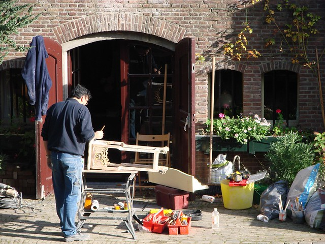 Sunshine on the Oudegracht