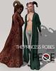 PEQE - The Princess Robes