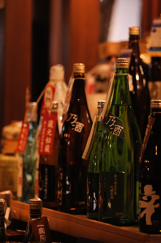 酒蔵・山車