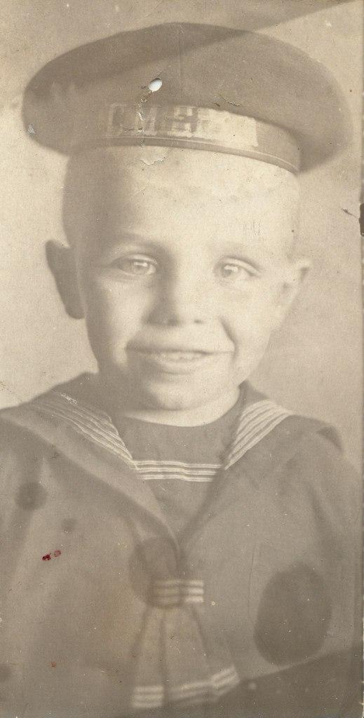 папе 3 года. 1934г