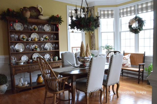 Dining Room/Christmas 2014/Housepitality Designs