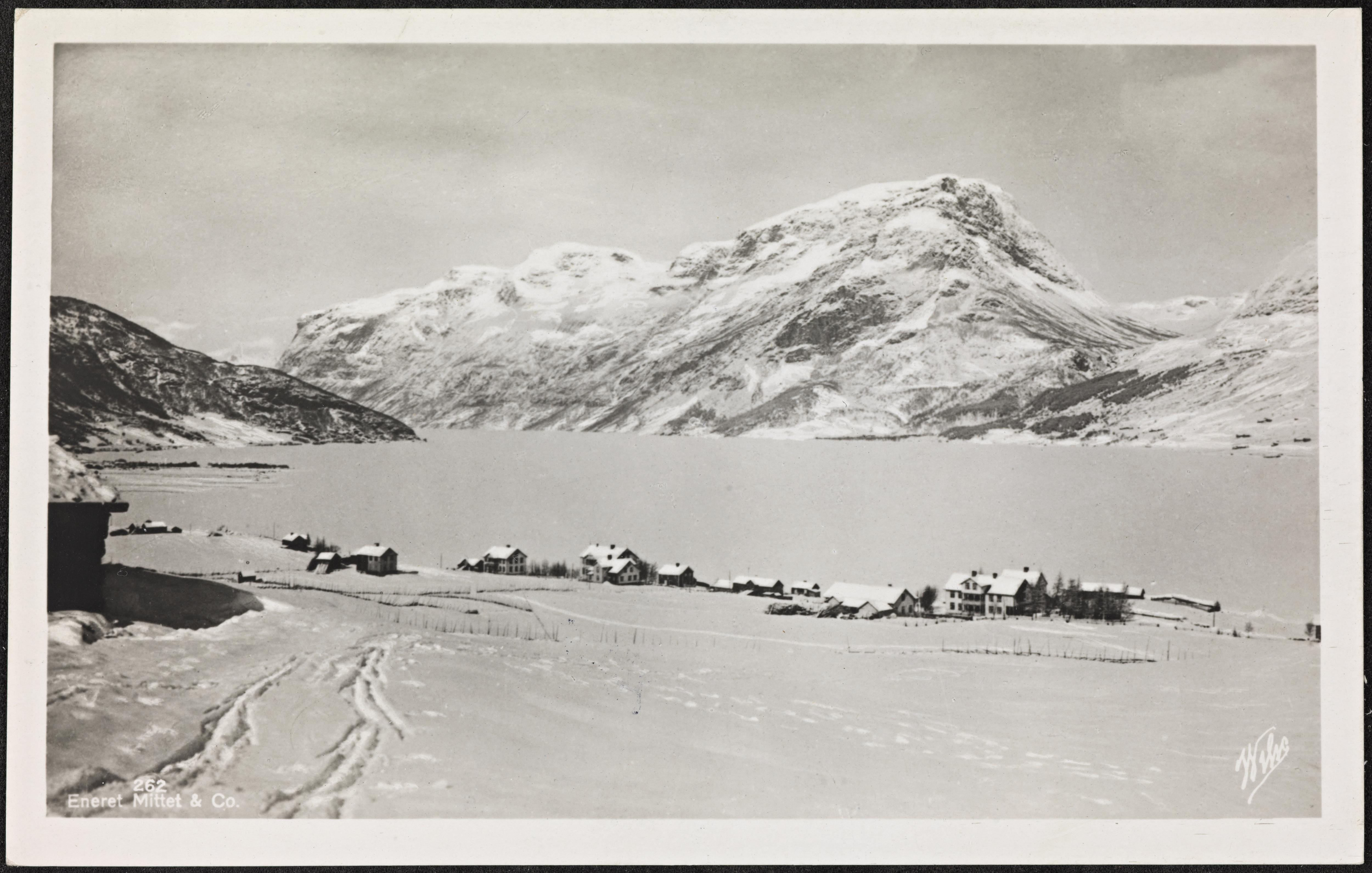 262. Vinter i Norge