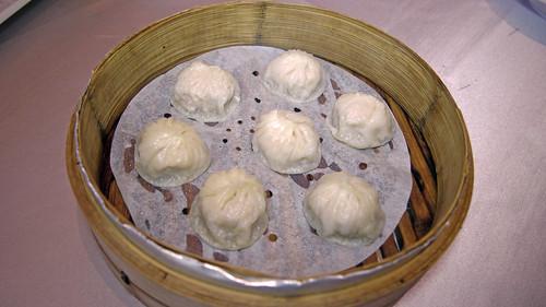 台南商務會館正宗港式飲茶-上海小籠包