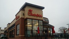 New neighbors #Chick-fil-A