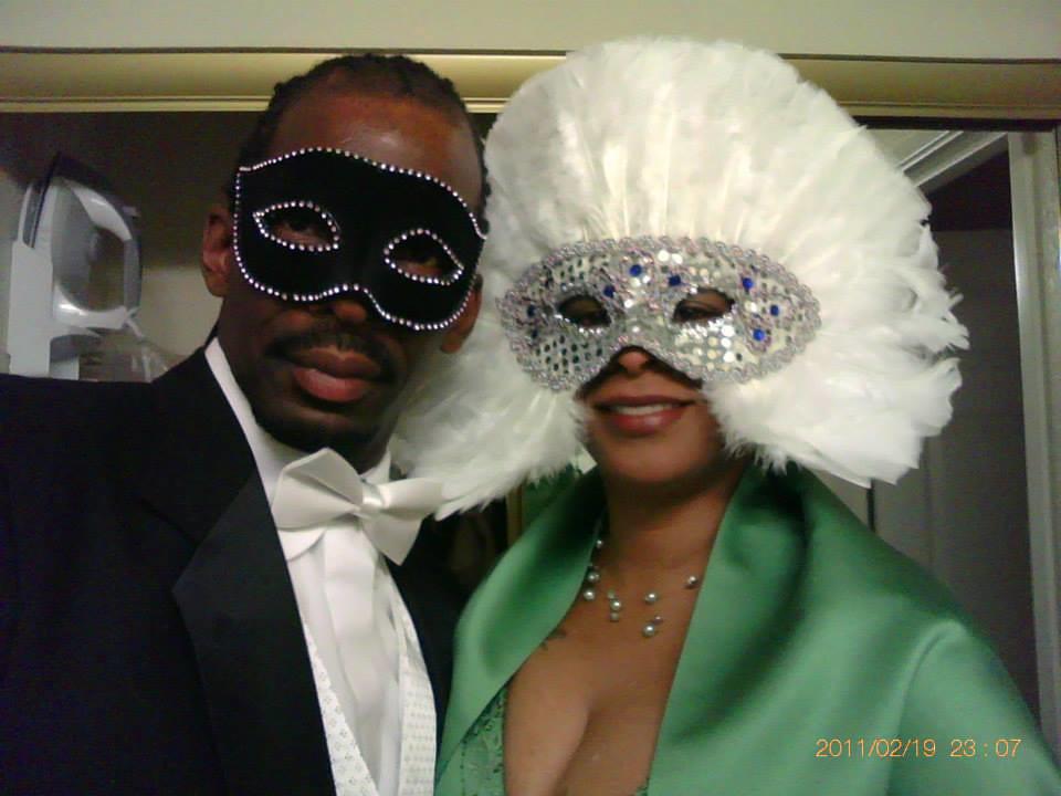 ATL Mardi Gras Ball 2012