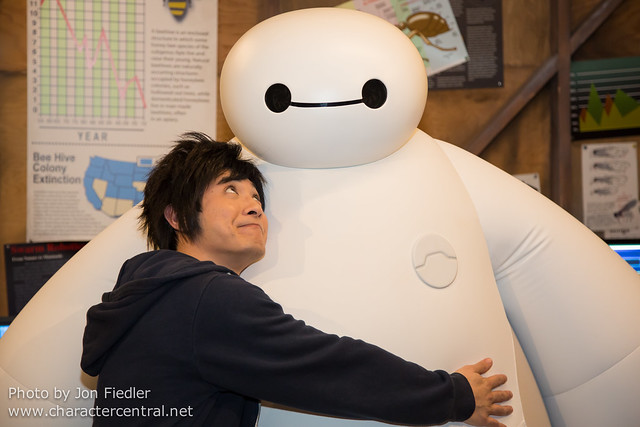 DL Jan 2015 - Meeting Hiro and Baymax