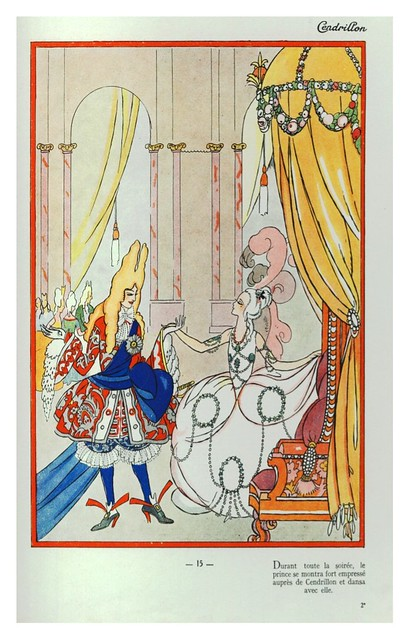 006-Contes de Perrault-1926. Ilt. Por Lorioux -© Universitätsbibliothek Braunschweig