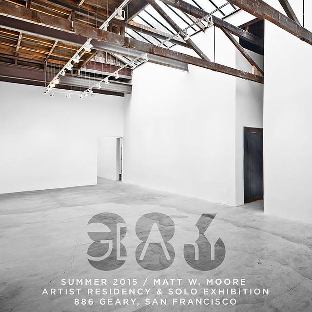 886 Geary / Summer 2015 / San Francisco.