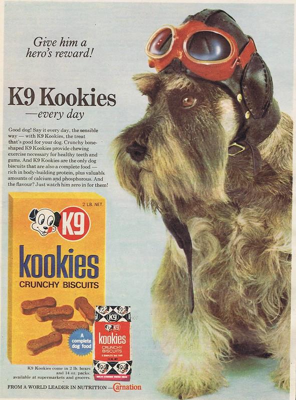 K9 Kookies 1968