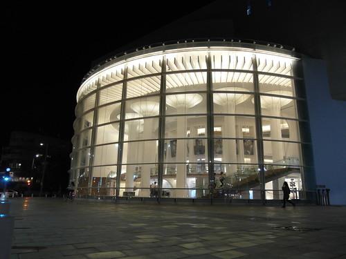 Habima Theatre, Tel Aviv