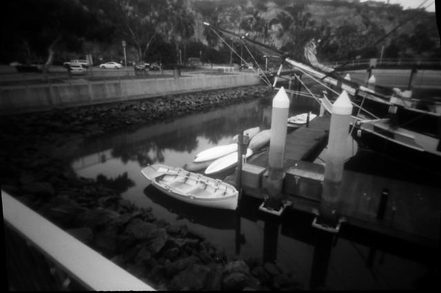 Life boats (pinhole)