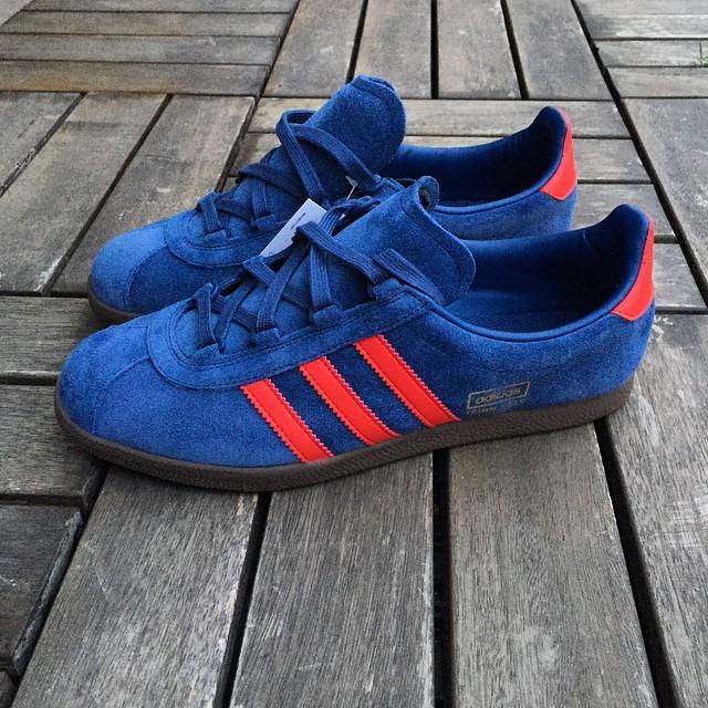 cheap for discount 09da7 bf73b ... Adidas Originals Trimm Star Dublin For Sale Size  7UK BNWT Ready Stock  Made in Vietnam