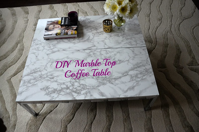 DIY Coffee Table UpgradeI Think I Love It Too