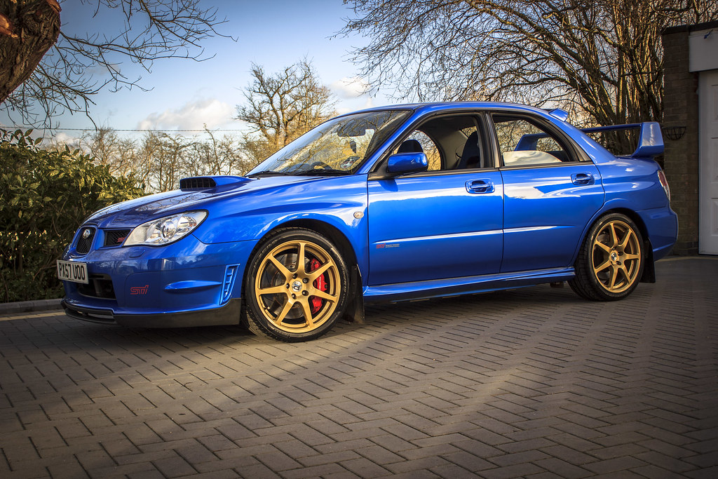 2007 Hawkeye Sti Detailing World