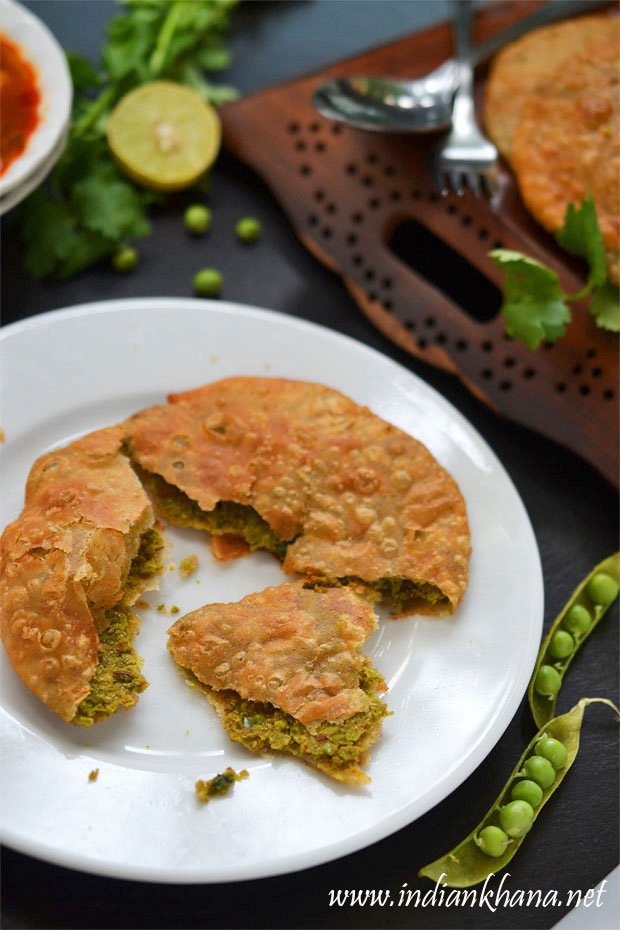 Matar-Kachori-Recipe
