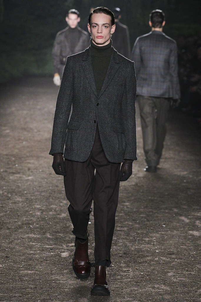 FW15 Milan Ermenegildo Zegna015_Charlie James(VOGUE)