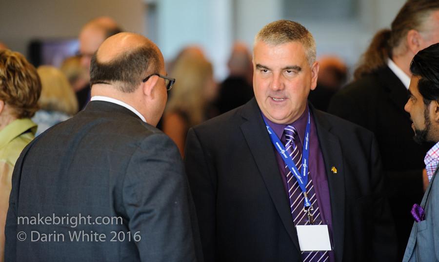 Governor General David Johnston at the AC - May 2016 148