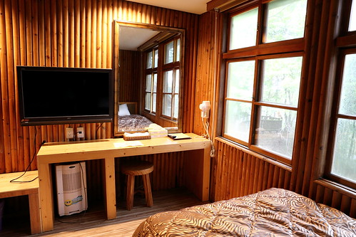 大雪山小木屋