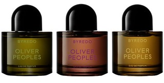 Byredo + Oliver Peoples +2016