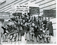 Youth Congress opens in Washington, DC: 1940