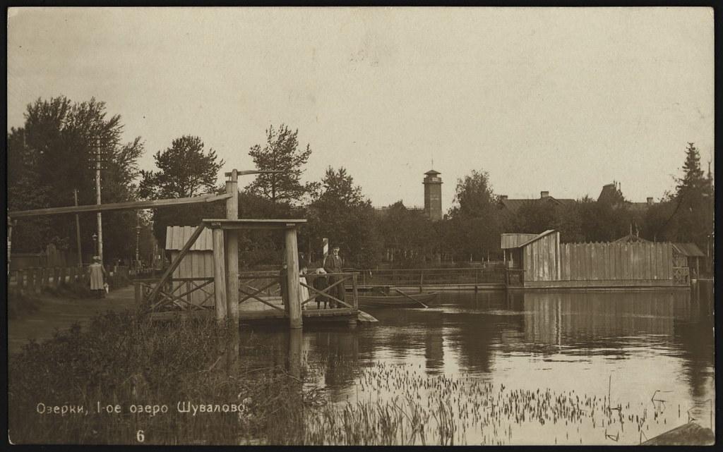 Озерки, 1-е озеро. Шувалово_Страница_1