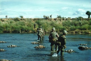 3d Battalion, 4th Marines Search and Destroy Mission West of Dong Ha, April 1967