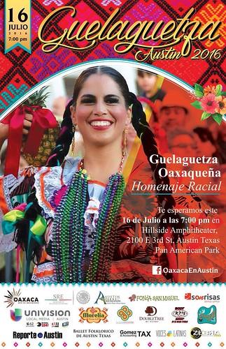 Guelaguetza in Austin, Texas @oaxacaenaustin