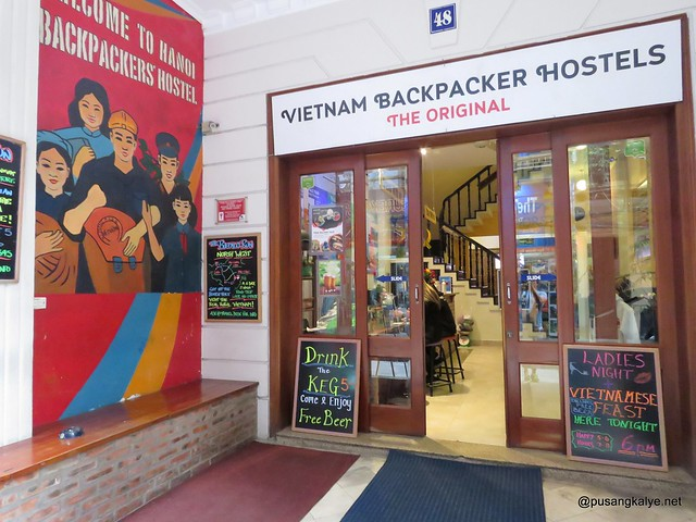 Vietnam Backpacker's Hostel