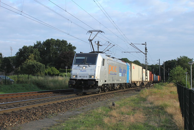 E-loc 186 423-0(Venlo 16-7-2016)