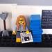 Women of NASA on LEGO Ideas - Margaret Hamilton's code to the moon
