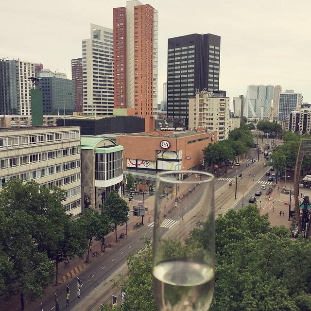 View from Hotel Atlanta