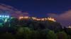 Edinburgh Castle at Night