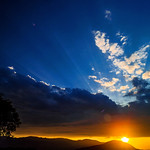 Peloponnese Sunset