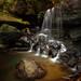 Leura Weeping Rock by Peter Hill1