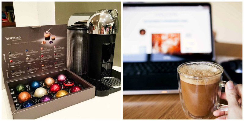 cute & little blog | nespresso coffee | #festivefinds