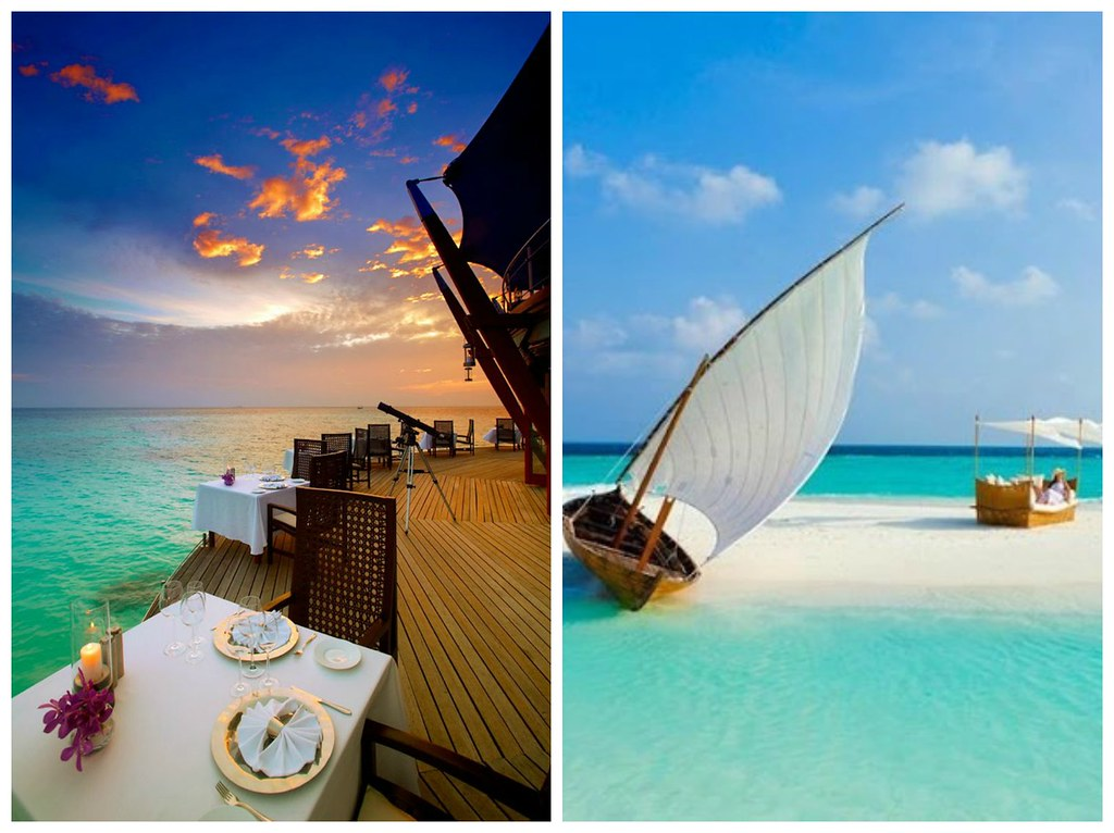 Maldives Baros beach