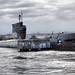 Foxtrot B-80 russian submarine by maraus