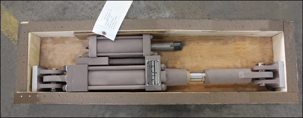 Hydraulic Snubber Designed for a Gas Turbine in a Natural Gas-Fired Combined Cycle Generating Power Plant