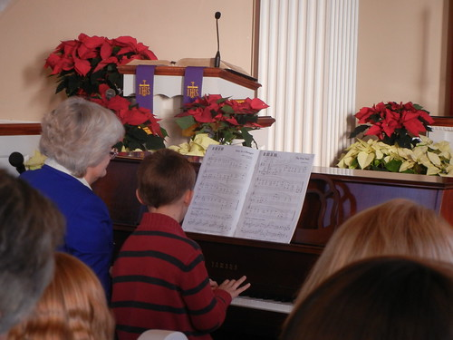Dec 14 2014 Clark and Cal Piano Recital (2)