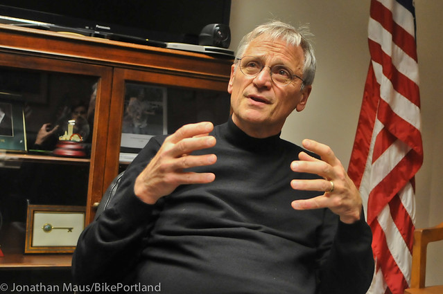 Blumenauer interview-1