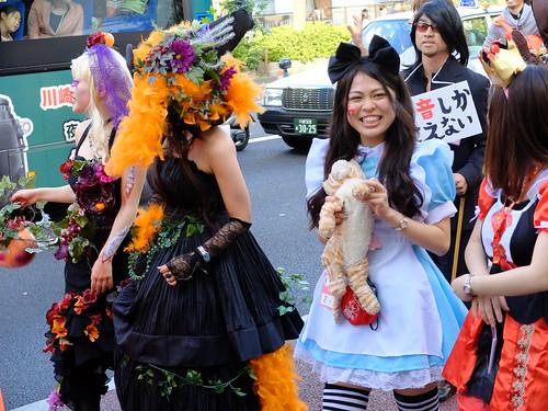 Kawasaki Halloween parade 2014 140